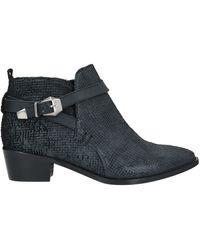 Duccio Del Duca Ankle Boots - Multicolour