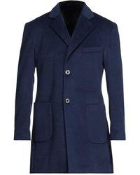 Takeshy Kurosawa Coat - Blue