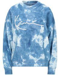 Karlkani Sweatshirt - Blue