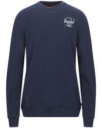 Herschel Supply Co. Sweatshirt - Blue