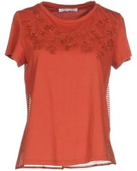 Caractere - T-shirts - Lyst