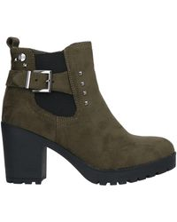 Xti Ankle Boots - Green