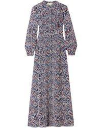 MICHAEL Michael Kors Long Dress - Blue