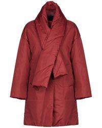Annie P Down Jacket - Red