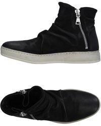 John Varvatos Sneakers - Negro