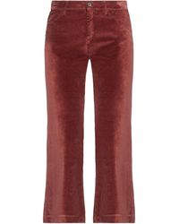 Keyfit Trousers - Red