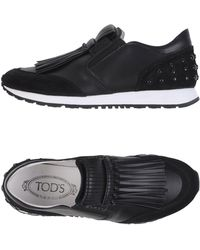 Tod's Sneakers & Tennis shoes basse - Nero