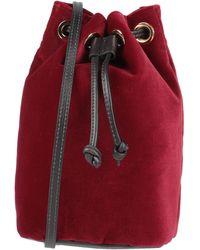 L'Autre Chose Cross-body Bag - Red