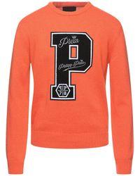 Philipp Plein Jumper - Orange