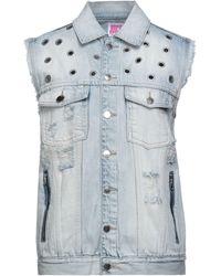 Juicy Couture Denim Outerwear - Blue