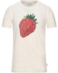 Lanvin - T-shirts - Lyst