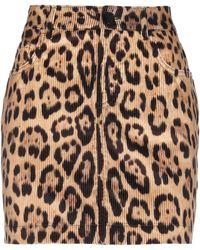 Dolce & Gabbana Mini Skirt - Multicolour