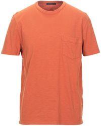 The Gigi T-shirt - Orange