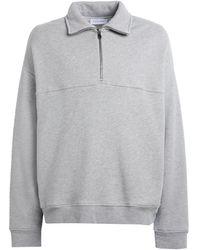NINETY PERCENT Sweatshirt - Grau