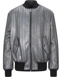 Tom Rebl Jacket - Metallic