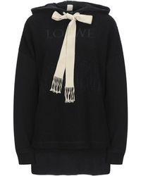 Loewe Sweatshirt - Black