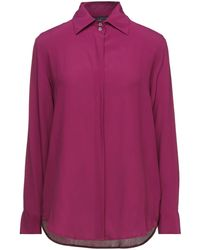 Brian Dales Shirt - Purple