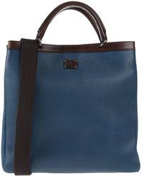 Dolce & Gabbana Bolso de mano - Azul
