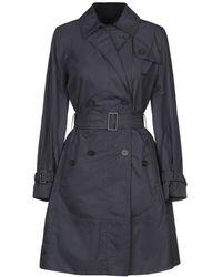 Armani Overcoat - Blue