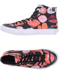 Huf High-tops & Trainers - Black
