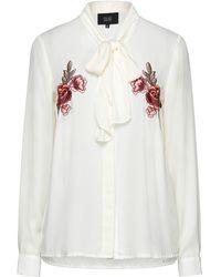 Goldie London Shirt - White