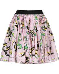 Fausto Puglisi - Knee Length Skirt - Lyst