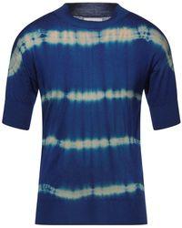 Rochas Pullover - Azul