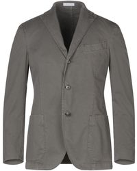 Boglioli Suit Jacket - Grey