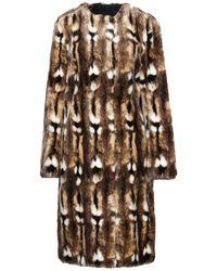 By Malene Birger Teddy coat - Neutro