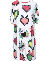 House of Holland Robe courte - Blanc
