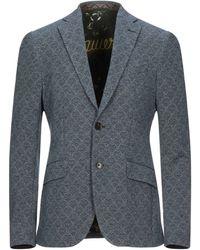 Etro Suit Jacket - Blue