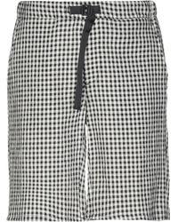 Daniele Alessandrini Homme Shorts & Bermuda Shorts - Black