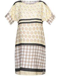 LFDL Short Dress - Yellow