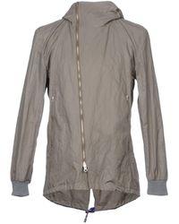 Grey Daniele Alessandrini - Jacket - Lyst