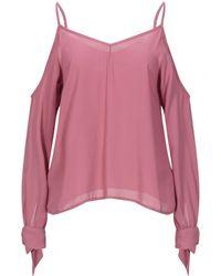 NA-KD Blouse - Pink