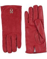 Patrizia Pepe Gloves - Red