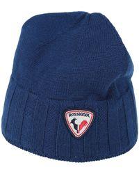 Rossignol Hat - Blue