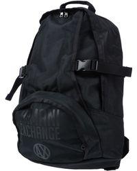 41b15f2dc4af Armani Exchange - Backpacks   Bum Bags - Lyst