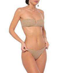 Miss Bikini Luxe Biquini - Neutro