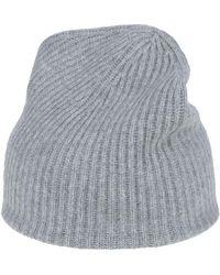 Jil Sander Hat - Gray