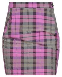 Vivienne Westwood Anglomania Knee Length Skirt - Pink