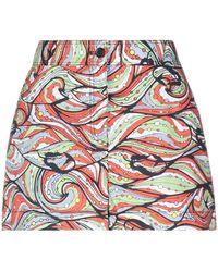 M Missoni Shorts & Bermuda Shorts - Red