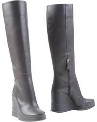 purchase cheap 98470 136b3 Stivali - Grigio