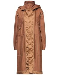 Undercover Overcoat - Brown