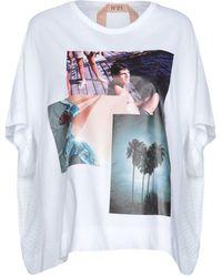 N°21 - T-shirt - Lyst
