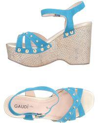 GAUDI - Sandals - Lyst