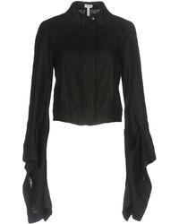 Loewe Suit Jacket - Black