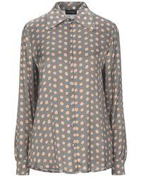 Ottod'Ame Shirt - Gray