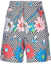 Stussy Bermuda Shorts - Blue