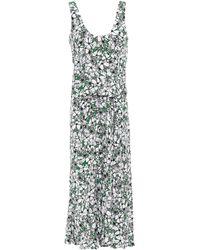Cedric Charlier Midi Dress - Green